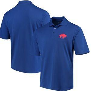Buffalo Bills throwback Polo